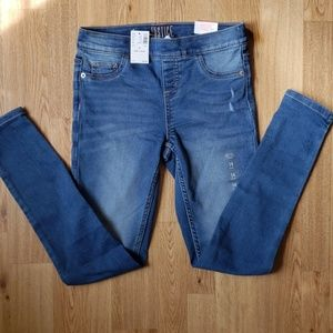 Justice Girls Jeans Size 14Slim